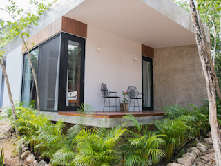 CO-TA ARQUITECTURA 現代房屋設計點子、靈感 & 圖片