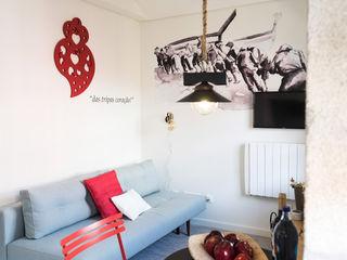 ShiStudio Interior Design Living roomAccessories & decoration