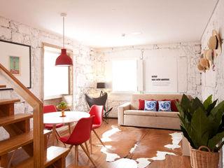 ShiStudio Interior Design Scandinavian style dining room