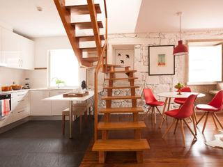 ShiStudio Interior Design Stairs
