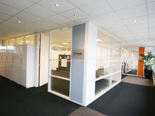 YBB Architecture Amsterdam อาคารสำนักงาน ร้านค้า