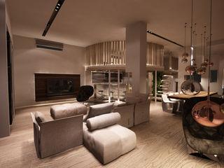 Studio di Segni Modern dining room