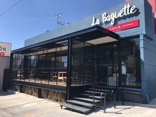 La Baguette Puebla Taller La Semilla Espacios comerciales de estilo moderno