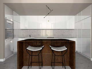 ShiStudio Interior Design Kitchen units