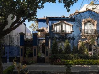 Germán Velasco Arquitectos Modern houses