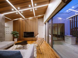 Architect Show Co.,Ltd Modern Living Room