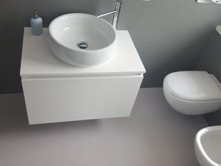 COVERMAX RESINE Modern bathroom