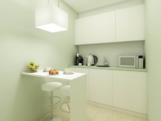 ShiStudio Interior Design Scandinavian style study/office