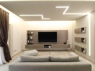 Studio di Progettazione e Design 'ARCHITÈ' Modern Living Room
