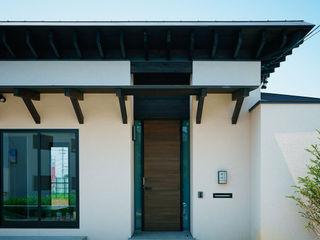 三角テラスの家 H建築スタジオ 日本家屋・アジアの家