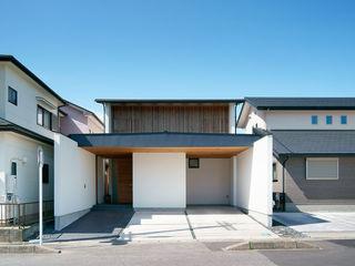 夏蜜柑の家 H建築スタジオ 日本家屋・アジアの家