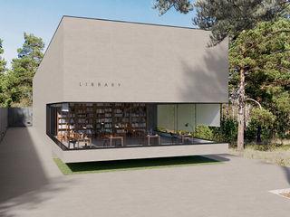 Concept Margres Casas de estilo industrial