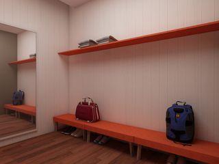 ShiStudio Interior Design Modern gym