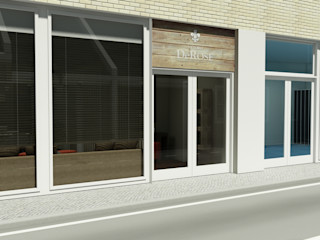ShiStudio Interior Design Modern houses