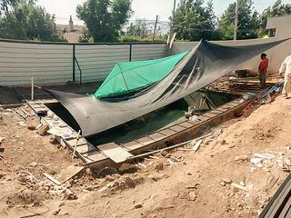 Proteccion solar homify Piscinas de jardín Hormigón reforzado Azul