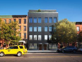 Columbia Street GD Arredamenti Casas multifamiliares Ladrillos Gris