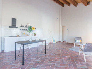 Anna Leone Architetto Home Stager Minimalist living room