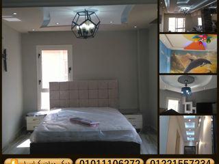 كاسل للإستشارات الهندسية وأعمال الديكور والتشطيبات العامة Industrial style bedroom Ceramic Black