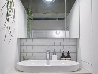 .8 / TENHACHI Salle de bainMiroirs Blanc