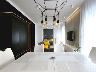 Piotr Stolarek Projektowanie Wnętrz Modern dining room