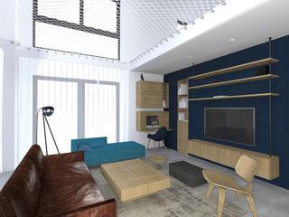 LOFT Lionel CERTIER - Architecture d'intérieur Salon original