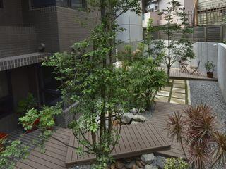 大地工房景觀公司 Jardin tropical