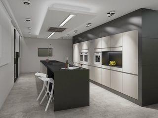 Proyecto 3D vivienda en Tarragona Luxiform Iluminación