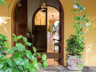 Francisco Vicuña Balaresque Colonial style doors Wood Brown