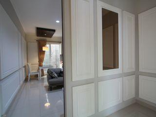 Home sweet home di Grand Galaxy Exxo interior Koridor & Tangga Modern