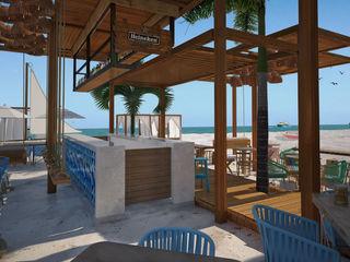 Art.chitecture, Taller de Arquitectura e Interiorismo 📍 Cancún, México. Yates y jets de estilo tropical