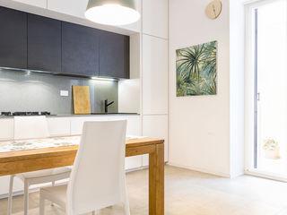 Casa A Angelo Talia Sala da pranzo moderna