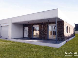 Vivienda Finestrat DonStudio Casas de estilo moderno