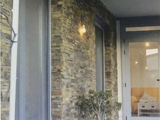 Vivienda Finestrat DonStudio Balcones y terrazas de estilo moderno