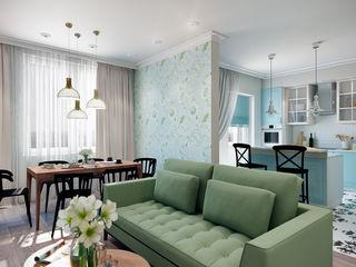 CO:interior Living room Multicolored
