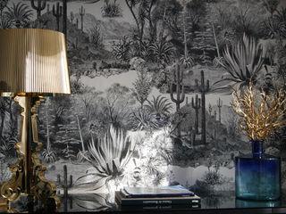 Sous le soleil exactement Olivier Francheteau SalonEclairage Plastique Ambre/Or