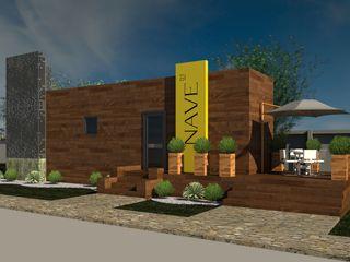 TALLER DE ARQUITECTURA 2A Офіси та магазини Дерево Дерев'яні