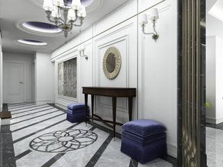 Niyazi Özçakar İç Mimarlık Koridor & Tangga Klasik