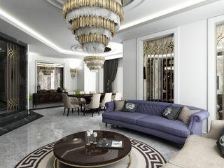 Niyazi Özçakar İç Mimarlık Ruang Keluarga Klasik