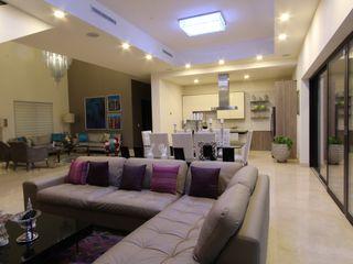 Acrópolis Arquitectura Living room