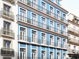Onstudio Lda Modern Houses