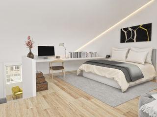 Onstudio Lda Modern Bedroom