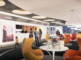 Onstudio Lda Modern Media Room