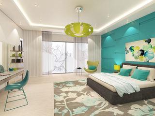 Dessiner Interior Architectural Dormitorios de estilo moderno