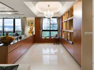 築室室內設計 Living room