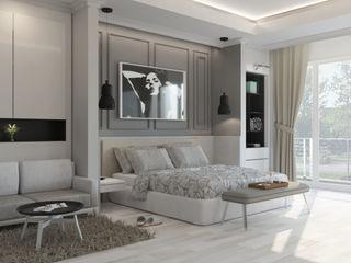 Noff Design Спальня Фанера Білий