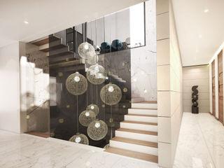 Dessiner Interior Architectural Escaleras