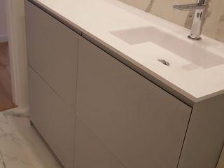 CARE MOBILIARIO MADRID,S.L. BathroomStorage Glass Beige
