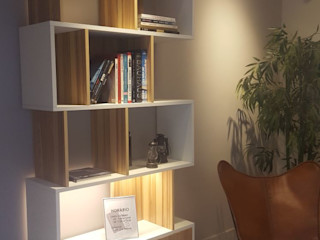CARE MOBILIARIO MADRID,S.L. Study/officeCupboards & shelving Wood Multicolored