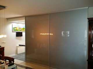 CARE MOBILIARIO MADRID,S.L. HouseholdRoom dividers & screens Glass Grey