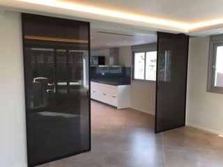 CARE MOBILIARIO MADRID,S.L. HouseholdRoom dividers & screens Glass Black